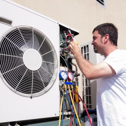 Contrat d'entretien Pompe à Chaleur AIR/EAU (puissance inf. à 20Kw)